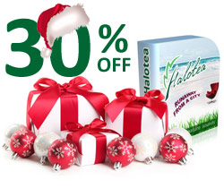Halotea Xmas Offer 30 percent OFF!